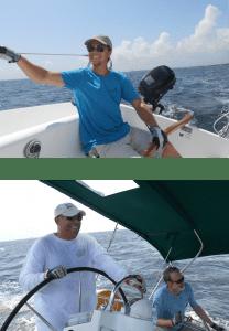 Sailing lessons Gulf Breeze