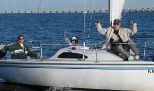 Sailing Class near Gulf Breeze