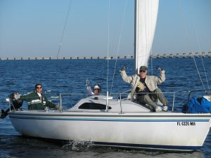 sailing lessons near Gulf Breeze